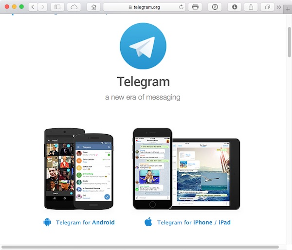 Telegram is the best the fastest and one of the most secure messenger services