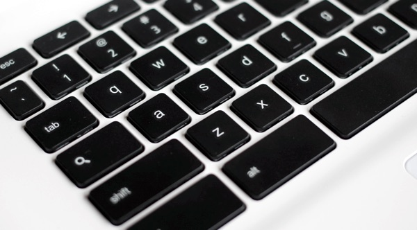 Chromebook keyboard