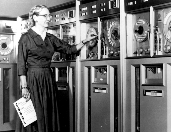 Grace Hopper in 1952
