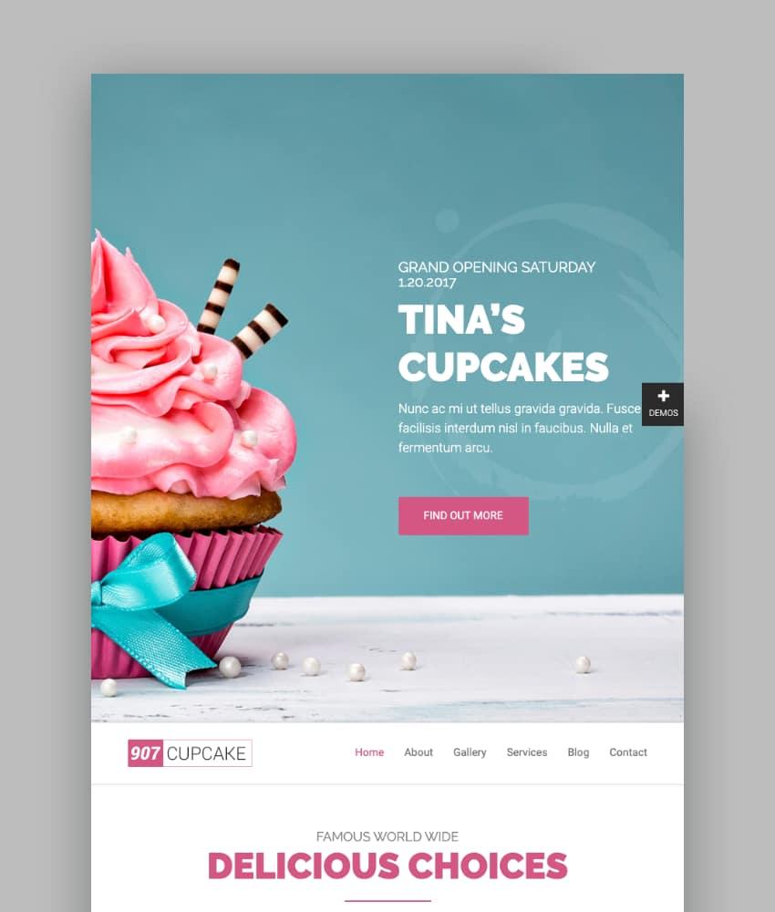 907 - Responsive Multi-Purpose WordPress Theme