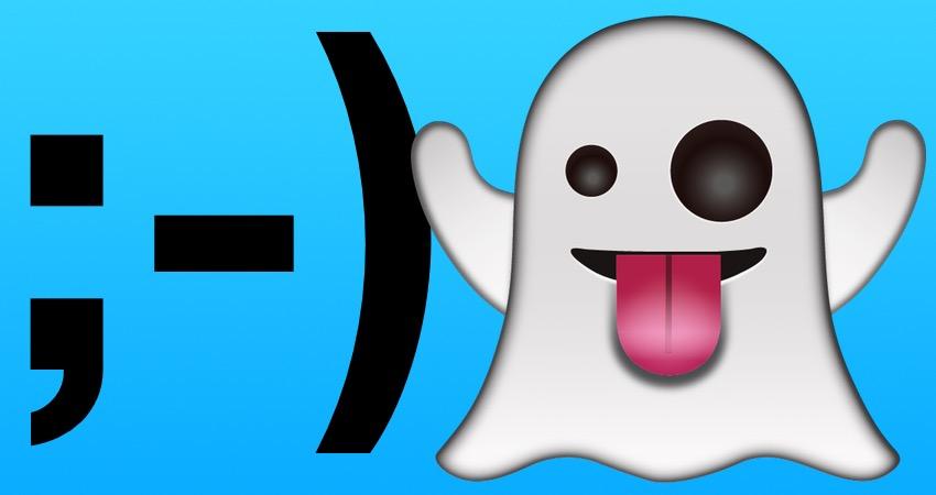 Emoticons Versus Emoji