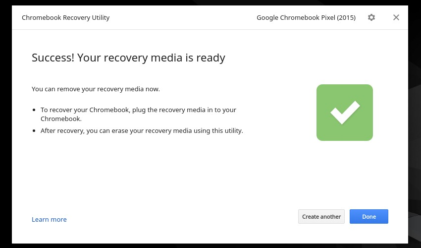 How to Create a Chromebook Recovery USB Drive With a Mac