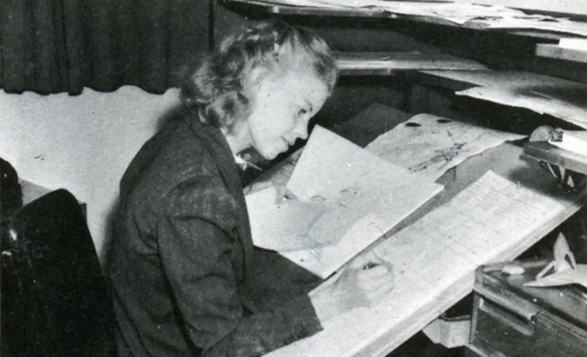 Retta Scott 1916-1990
