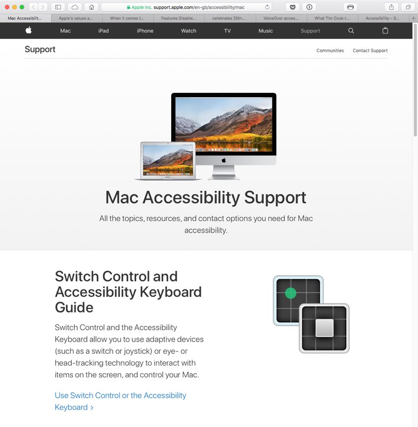 A Beginner's Guide to Accessibility on macOS