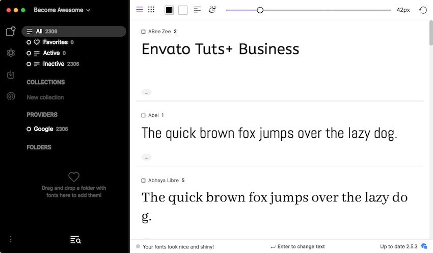 9 Best Font Manager Apps for Mac, Windows, Linux and Online (2018)
