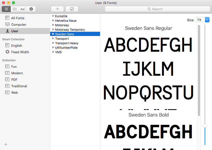 9 Best Font Manager Apps For Mac Windows Linux And Online