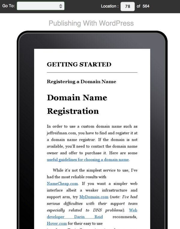 Kindle Online Preview