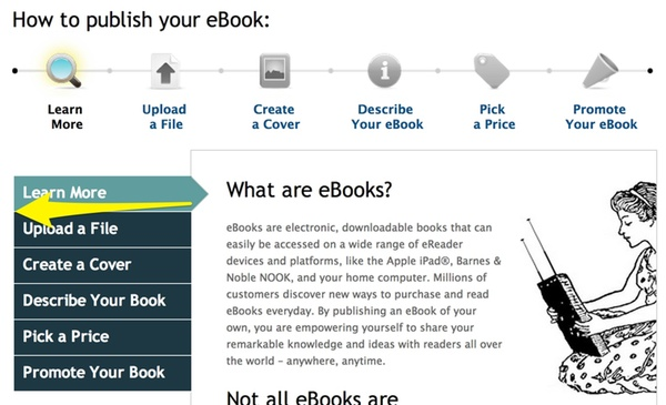 How to publish your book with Lulu