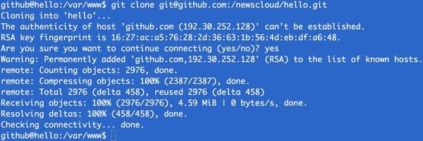 Git Clone