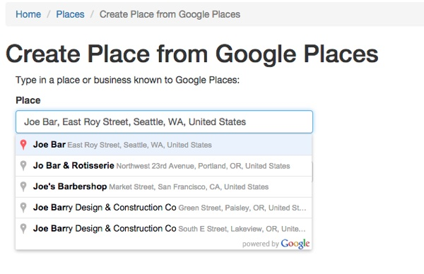 Building Your Startup With PHP: Geolocation and Google Places