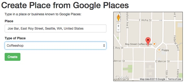Building Your Startup With Php Geolocation And Google Places