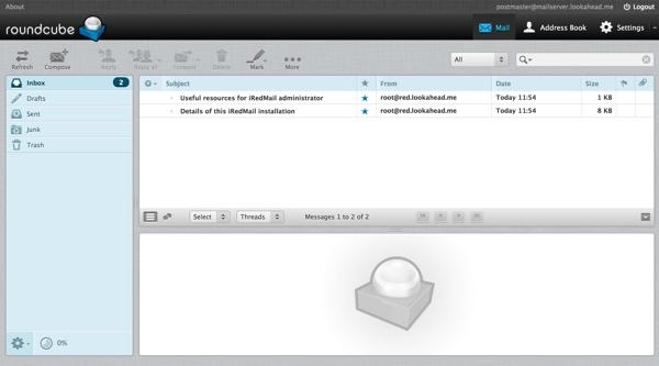 Roundcube Client Desktop