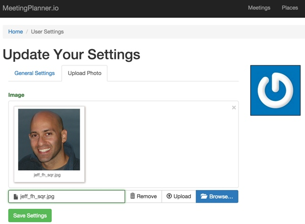 Building Your Startup With Php User Settings Profile Images And