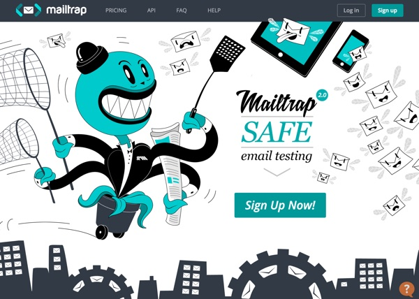 Introduction to Mailtrap: A Fake SMTP Server for Pre