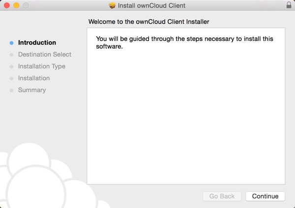 OwnCloud Installer on OS X