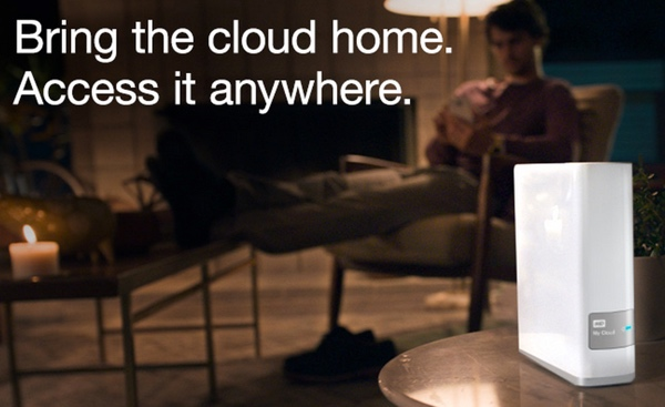 Western Digital Personal Cloud