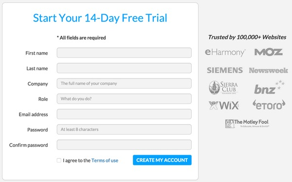 Incapsulacom Sign up for your free trial