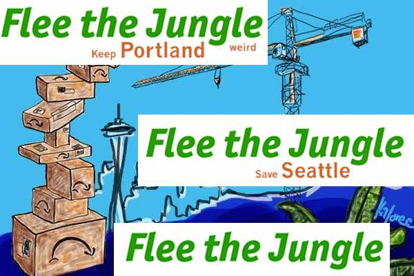 Flee the Jungle Customizing the Logo within WordPress by Subdomain