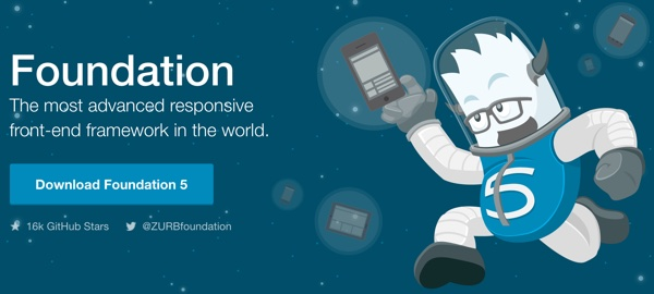 Telerik Responsive Web Design Zurb Foundation