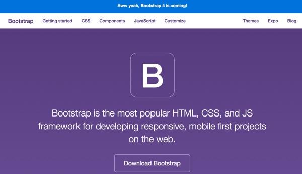 Telerik Responsive Web Design Bootstrap