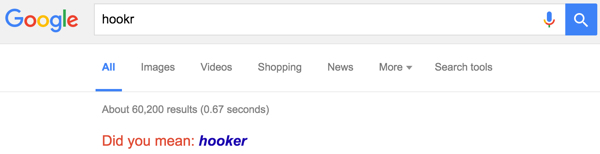 Hookr WordPress Plugin - Google Search for Hookr Has NSFW Risks