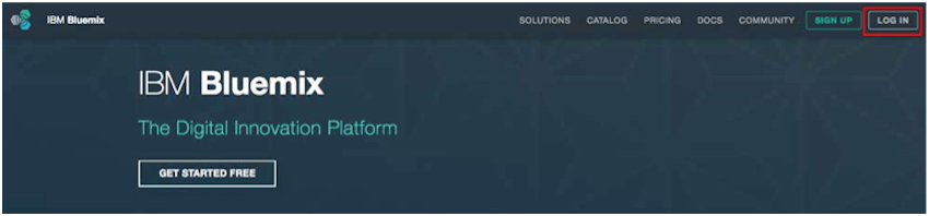 IBM BlueMix and DevOps - Bluemix Home Page