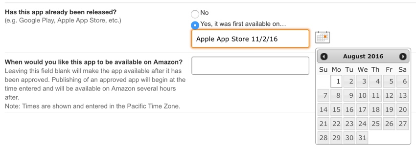 How to Submit Your App to the Amazon Appstore