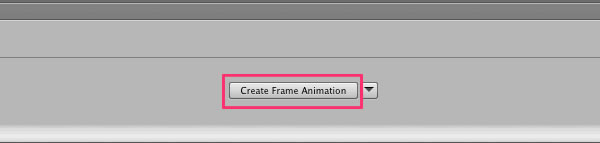Create Frame Animation