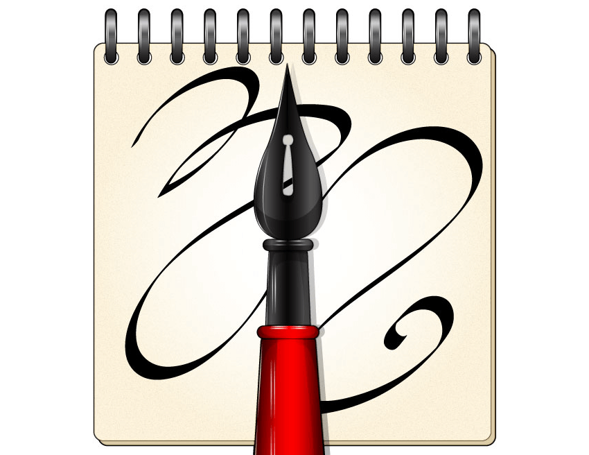 How to Make, Use, and Manipulate a Calligraphic Brush in