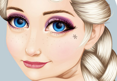 Preview for Create an Advanced Frozen Vector Portrait in Adobe Illustrator