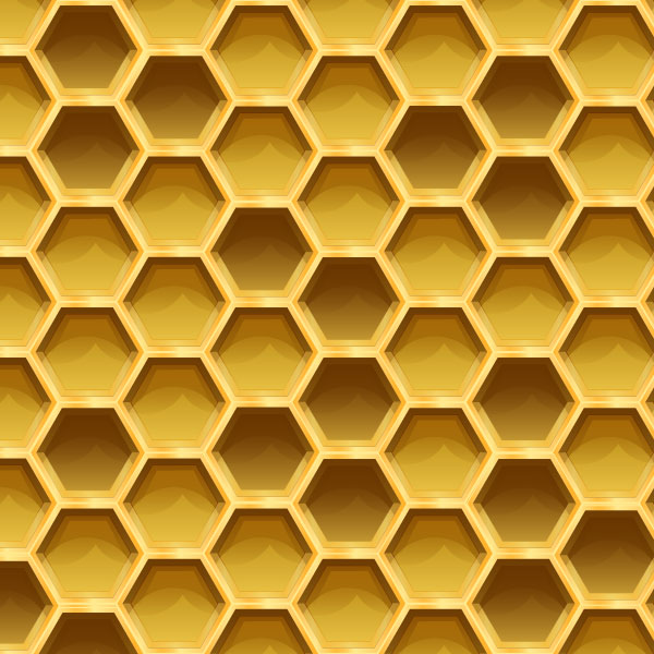 Honeycomb goodness