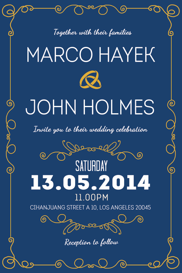 10 design tips for creating amazing wedding invitations simple wedding invitation stopboris