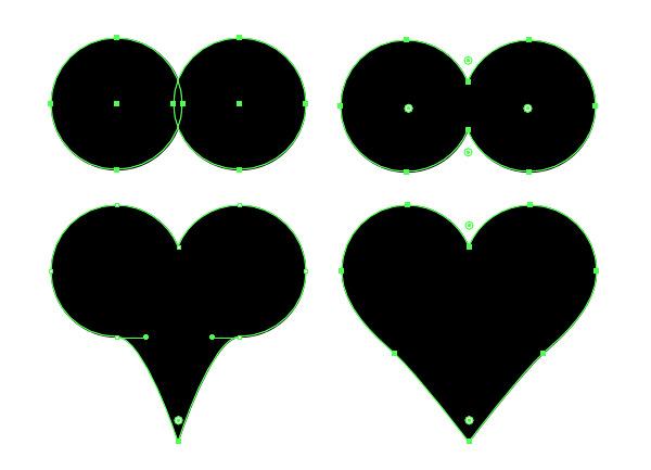 Create a heart