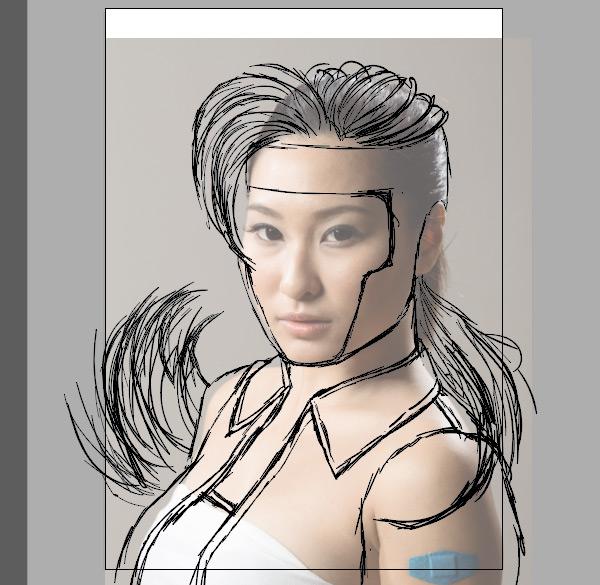 Gambit concept sketch