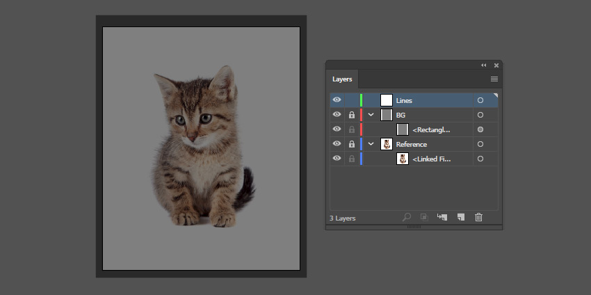 How to Create a Soft, Furry Kitten in Adobe Illustrator