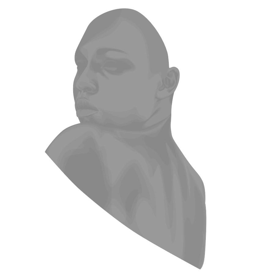 Initial Skin Shading