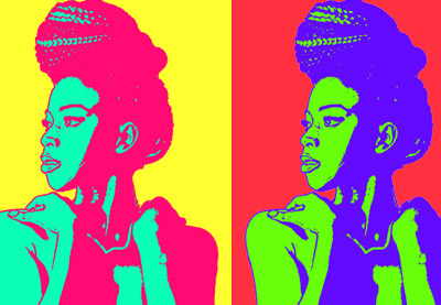 Stepimg thumb warhol effect