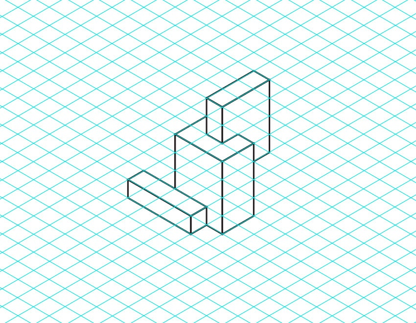 Isometric Drawing Tool For Pixel Art