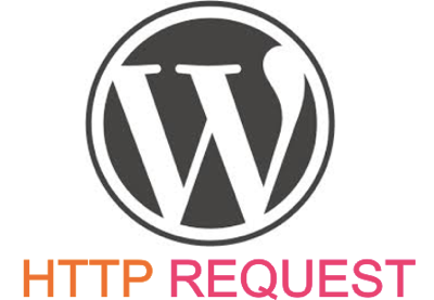Wordpress http request