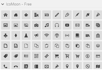 Preview for The Beginner's Guide to Icon Fonts in WordPress
