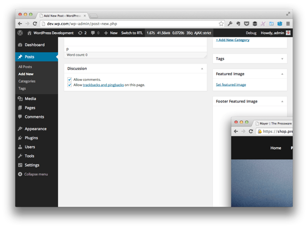 Adding and Removing Images with the WordPress Media Uploader