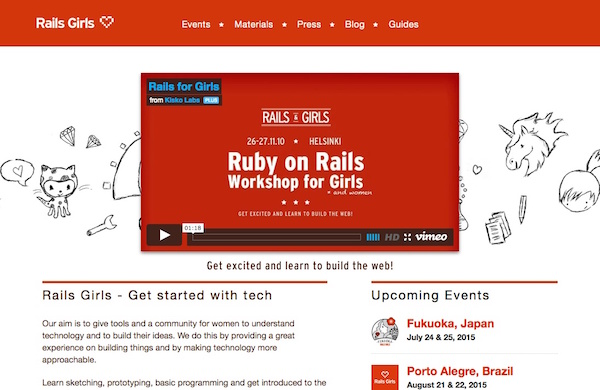 Rails Girls