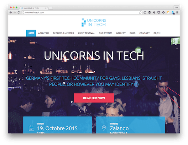 Unicorns in Tech