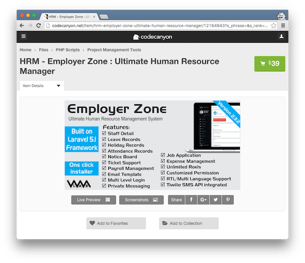 Employer Zone