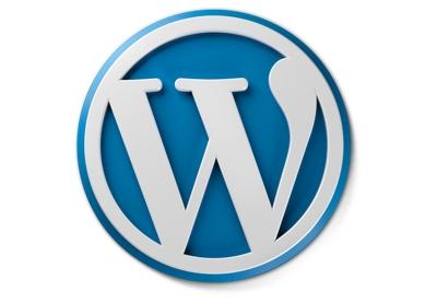 Wordpress blue
