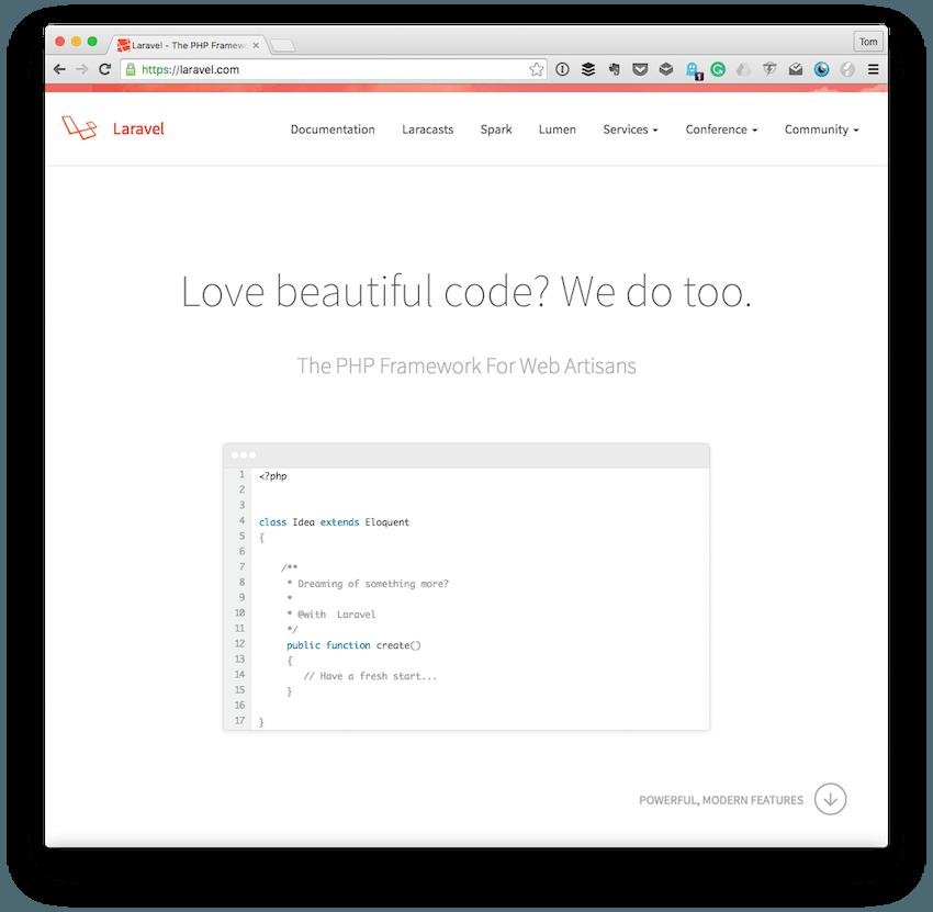 Using Laravel Valet for WordPress Development