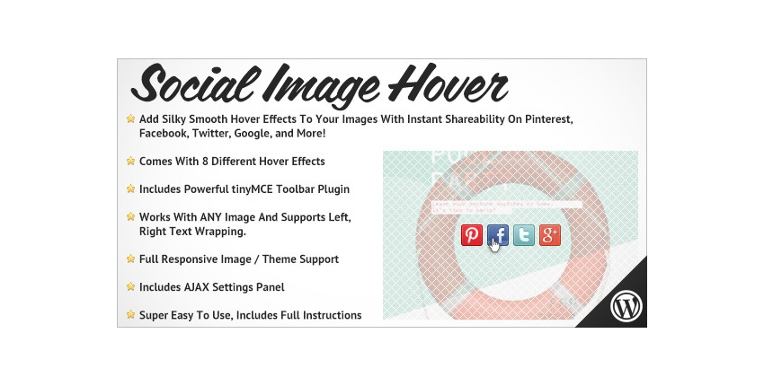 20 Awesome WordPress Social Media Plugins—For Social Sharing
