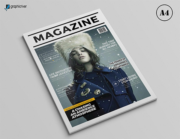 InDesign Magazine Vol3