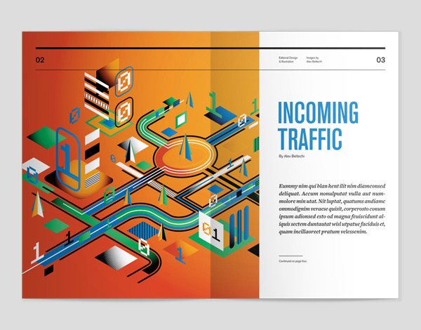 Create a Magazine Cover Inner Spread With Mock-Ups in Adobe InDesign