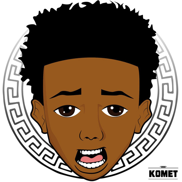 Yvng Komet Self Portrait